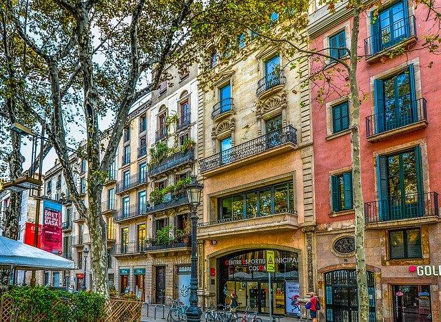 domy Barcelony