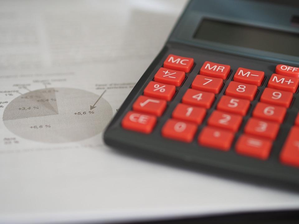 obchodní kalkulačka